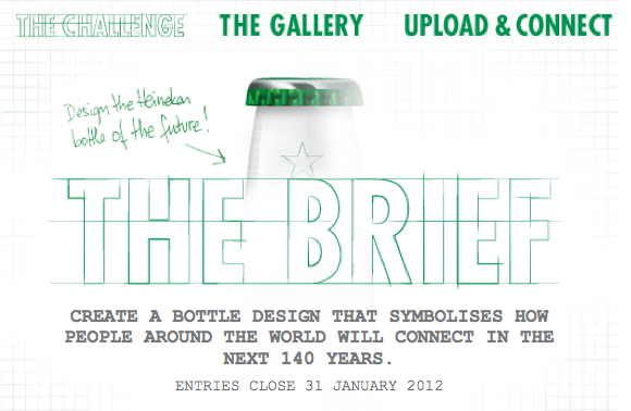 heineken crowdsourcing international
