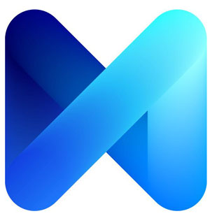 Facebook M Logo